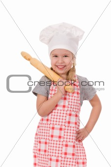 girl chef