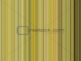 abstract yellow brown 3d render of shaded tubes backdrop