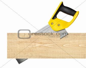 Cutting plank