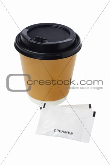 Coffee and Creamer