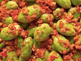 petai beans in sambal sauce