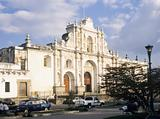 Cathedral in guatemala