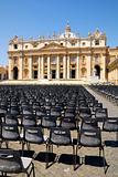 Saint Peter's Basilica,Rome,Italy.