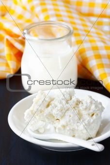 Dairy product.