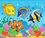Fish theme image 3