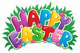 Happy Easter sign theme image 2