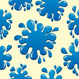 Seamless background with blots 2