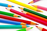 Colored pencils - creative