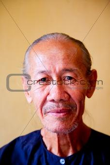 Vietnamese monk