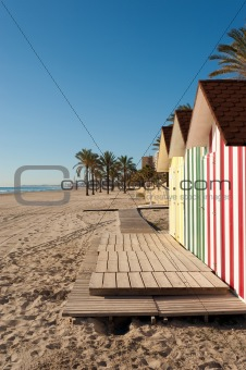 Muchavista beach, Costa Blanca