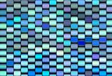 abstract 3d render multiple blue purple backdrop pattern