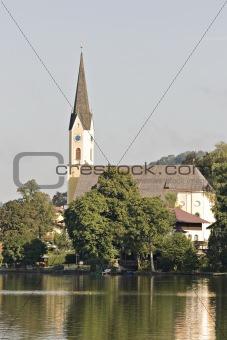 Church from Schliersee