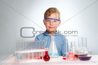 Cute experimentalist