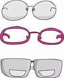 Set of Eyeglasses