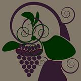 decorative grape