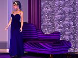 Lady in Lilac Room