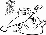 Rat Chinese horoscope sign