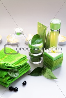 Cosmetic set for face care