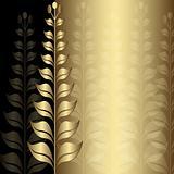 Vintage gold elegance frame