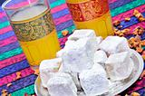 tea and turkish delight