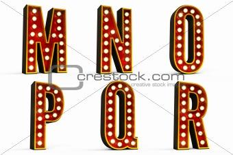 Alphabet Set - Part 3