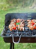 Spring barbecue