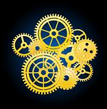 Clockwork elements