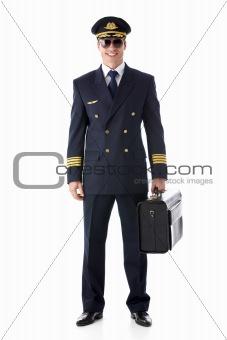 A man in uniform