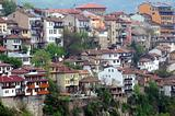 Congested Residential District of Veliko Tarnovo