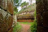 Etruscan Necropolis of Cerveteri