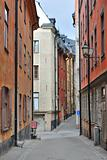 Stockholm.  Old Town