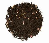 Aromatized black tea