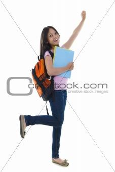 Excitement Student