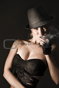 Underworld Gangster Woman