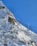 Alpine chairlift