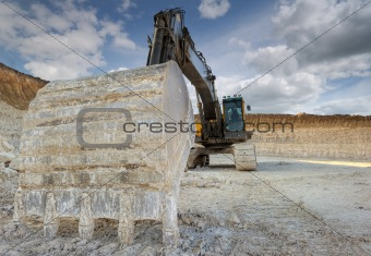 excavator