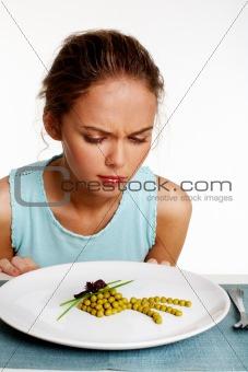 Again peas?