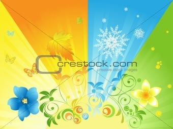 sunny seasons