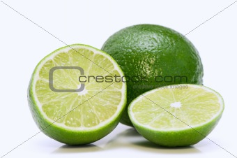 Pair of limes