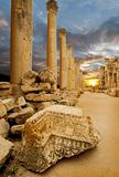 Jerash, Jordan ancient ruins