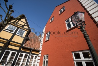 Corner in Royal Ribe