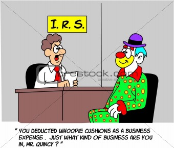 Clown business