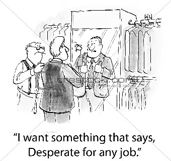 Job desperate