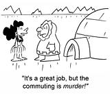Murder commuting