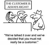Right customer