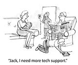 Tech support