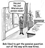 Pension needs