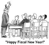 Happy fiscal