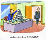 Pyramid billable