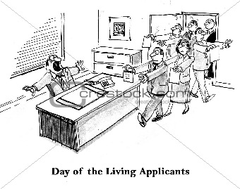 Day of applicants